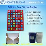 Facile à verser du caoutchouc liquide en silicone 1: 1 en qualité alimentaire