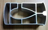 Sección de aluminio exacta de la protuberancia