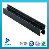 Bon profil d'alliage d'aluminium des prix de la meilleure qualité pour le tissu pour rideaux de porte de guichet