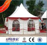 tenda esterna della tenda foranea del baldacchino del Gazebo del Pagoda del giardino di 5X5m da vendere