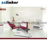 Ce/FDA aprobó la parte superior montado Suntem St-D580 de la unidad de sillón dental