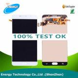 元の品質のSamsungギャラクシーノート5 LCDのための携帯電話LCDスクリーンの計数化装置Note5 LCDスクリーン