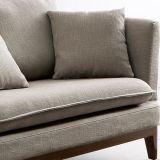 Живущий софа ткани самомоднейшей конструкции мебели комнаты (G7603)