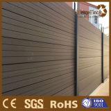 Recinzione composita del legno del giardino dell'alberino di alluminio del fornitore della Cina