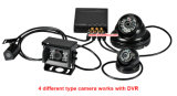 8CH Mobile DVR coche / H. 264 Coche DVR