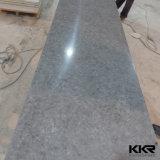 虚栄心の上のための30mmの人工的な大理石の固体表面材料