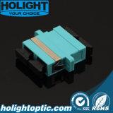 Sc Duplex Multimode Om3 Aqua van de Adapter van de vezel Optisch