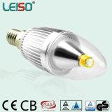 Les cris de la puce de 5W E14/B15 Scob Candle Light l'ampoule (LS-B305-SB)