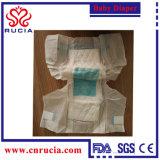 중국 공장 부드럽게 Breathable 100%년 면 아기 기저귀