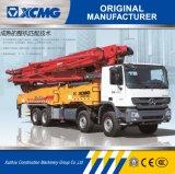 XCMG 믹서 가격을%s 가진 공식적인 제조 Hb55k 구체 펌프
