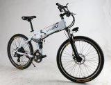Bicicleta eléctrica plegable de 26 pulgadas