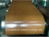 PPGIの鋼鉄コイル(SGCC、SPCC、堅いDX51D、G550、十分に)