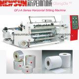 Máquina que raja de papel horizontal de la serie de Qfj-a