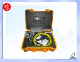Conduttura industriale di controllo della macchina fotografica del tubo di scarico della fogna della macchina fotografica delle acque luride del CCTV