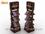 Gewölbtes Papier-Knall-Ausstellungsstände für Süßigkeit-Förderung
