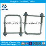 Quadratische Schraube des China-Lieferanten-Edelstahl-Ss316/Ss304 des Kopf-U