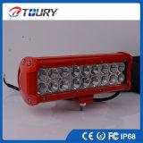 Dubbele LEIDENE van de Rij 54W Lichte Staaf voor het Drijven van de Auto van de Vrachtwagen Verlichting
