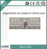 IP44 PC Monofásico de material resistente al agua y energía eléctrica con la caja del medidor de potencia 3c, Ce certificado TUV