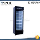 Refrigerador de cristal comercial del refrigerador del escaparate/del refrigerador/de la cerveza de la visualización del escaparate