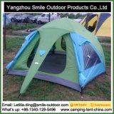 3 a 4 Pessoa sob o clima Piquenique com Novo Design Camping tenda