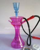 Narguilé en verre Shisha avec le boyau de silicones