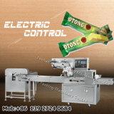 Empaquetadora automática del flujo del carámbano del Popsicle del bolso de la almohadilla de la fábrica