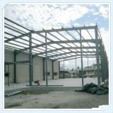 2016 grande struttura d'acciaio di Q235 Q345 per il workshop