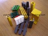 Стекловолокно FRP Решетки Сетка для пола поставщиком и производителем