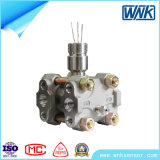 Sensor do transmissor de pressão diferencial com grau Celsius da escala de temperatura -40~+104