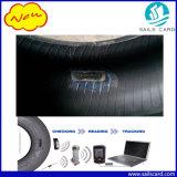 Tag de identificação passivos da radiofrequência da freqüência ultraelevada para a rastreabilidade do pneu