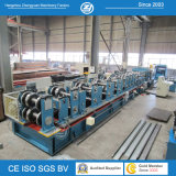 A Rússia C Shape terça de aço galvanizado Máquina com orifícios de perfuração