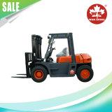 5-6 Forklift Diesel resistente da WS 5000kg-6000kg do Forklift/da tonelada