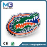 Vendas quentes Customized Crocodile Lapel Pin Emblem