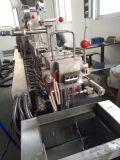 ラインにペレタイジングを施す生物分解性の澱粉の樹脂の微粒