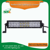 12inch 72W 5D LED 표시등 막대 Offroad 트럭 4X4 자동차 운전