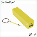 Banco da potência da cor amarela mini (XH-PB-002)