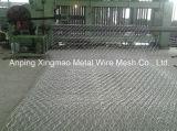 4300mm Weaving Mesh Width New Double Rack Drive Gabion Box Machine, Hexagonal Mesh Machine