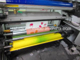 4 couleurs Nontissé rouleau Machine d'impression flexo