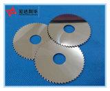 最上質の炭化タングステンの回状は切断のステンレス鋼については鋸歯を