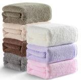 100% хлопок мягкие махровые салфетки индивидуальные Бич ванной полотенца (BC-CT1001)