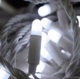 Cadena de goma LED IP65 de la luz de las luces de hadas para decoración de exteriores