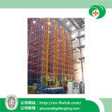 Sistema de bastidor de palets Asrs para almacenes con aprobación Ce