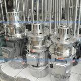 Acier inoxydable de haute qualité de haut en bas du réservoir d'émulsifiant de cisaillement