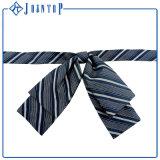 Laços de curva da senhora Poliéster Tecelagem da venda por atacado do presente da gravata