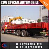 Grua de carregadora de caminhão Sino HOWO 10t 12t 6X4