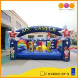 El tema estrella Castillo de dibujos animados inflables Jumping Bouncer Bouncer (AQ02314)
