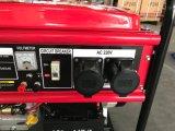 De draagbare Generator van de Benzine van de Omschakelaar voor het Gebruik van het Huis