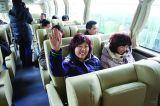 都市バスのための助手席