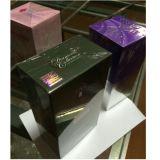 石鹸のタバコのコンドームの香水ボックスのための半自動セロハンの上包みの包装機械
