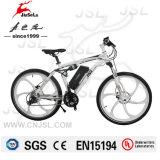 """26 """" montagne sans frottoir d'aluminium Ebike (JSL035X-5) de moteur du bâti 250W d'alliage"""
